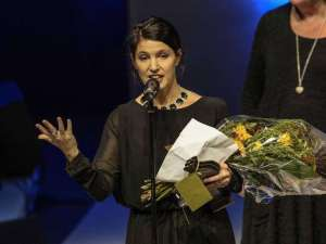 Kristina Sandberg, Augustpriset